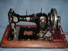 dating jones sewing machines