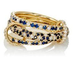 Nova Bleu Ring