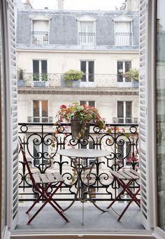 Balcon de charme