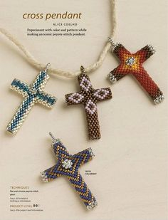 """Journal beading """"Beadwork 6-7/2013"""". Discussion on LiveInternet - Russian Service Online Diaries"""