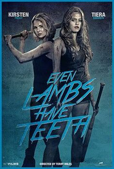 TERROR EN EL CINE. : EVEN LAMBS HAVE TEETH. (TRAILER 2016)