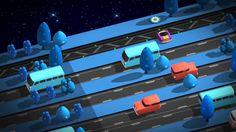 Bring Me Home Game Trailer - An Endless Arcade Runner set in the Retro-Future...  #bringmehome #trailervideo #endlessrunner