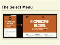 responsive design patterns - Google zoeken