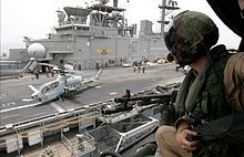 Marine expeditionary unit - Wikipedia