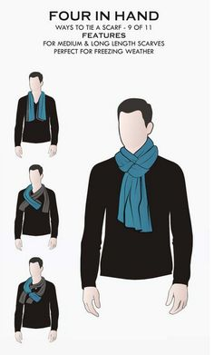 sjaal | lunefashion