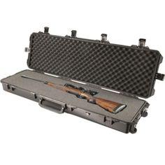 Pelican Storm Case iM3300 - Long Case - w/Foam - Black
