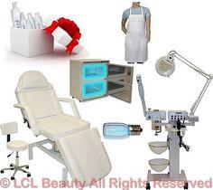 9 in 1 Facial Machine Hydraulic Massage Table Chair Towel Warmer Salon Equipment |