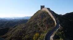 Great Wall of China- Gubeikou to Jinshanling Trek - For travel tips and photos http://ajourneyintotheunknown.com