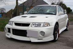 2000 Mitsubishi Lancer Evolution VI eXtreme RS450, Trevor Hartland