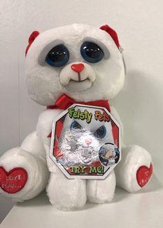 Feisty Pets Bear Taylor Truelove Valentine Stuffed Attitude Plush Animal