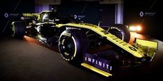 RENAULT RS19 - 2019