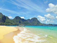 Palawan is the 2013 World's Best Island - http://outoftownblog.com/palawan-2013-worlds-best-island/