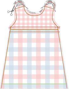 Fabrik der Träume: Gratis Nähanleitung und Schnittmuster für ein holländisches Babykleid (in 6 verschiedenen Größen)nur bis grö 92 aber ok anleitung