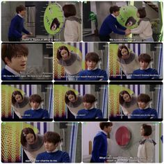 Kill me, heal me Shin se gi is too cute 'my existence itself is a lump of appeal'