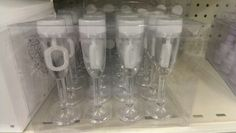 Love this! wedding glass bubbles!