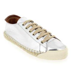 Chaussure Maypol modèle SOLO M, Argent Jef Chaussures, Basket Mode, Paniers 7f142c498e1d