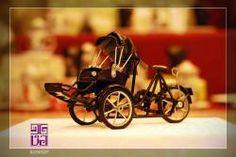 Cyclo (architecture) - Vietnam