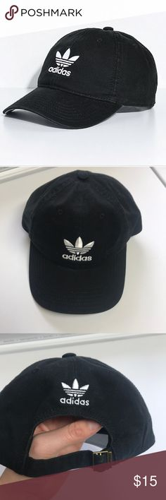 NWOT •Adidas• Baseball Hat Women s one size fits all. Took tags off and  tried it on. Never wore it but can t return. Adjustable strap in back.  adidas ... e81acdc3156f