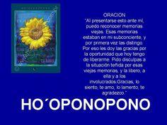 ORACION PARA RECONOCER MEMORIAS - HOOPONOPONO EL PODER DEL AMOR