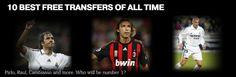 10 best FREE football transfers of all time  #prilo #raul #ballack #lewandowski https://www.premiersportsmemorabilia.com/blog/47-10-best-free-football-transfers-of-all-time.html