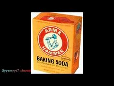 Baking Soda, Heavy Metal Detox and Immune System support - YouTube