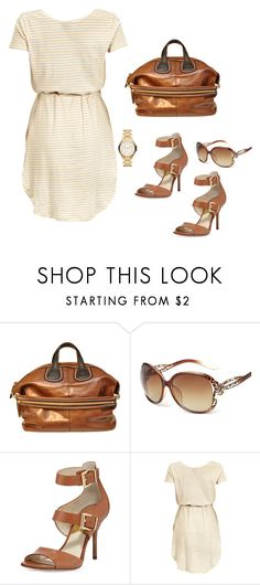 """Working"" by carolortiz ❤ liked on Polyvore featuring Givenchy, MICHAEL Michael Kors, Serious Sally and Michael Kors"