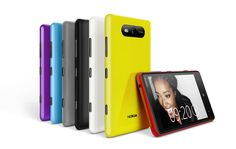 Red today, purple tomorrow. The Nokia Lumia 820 allows you to easily swap and snap in any one of 7 colorful outer shells. There's even an option to choose a shell that charges your phone with Nokia's wireless charging pad.