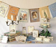 Jane Austen Printable Party Kit......well this just needs to happen