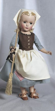 'Poor Cinderella' By Madame Alexander