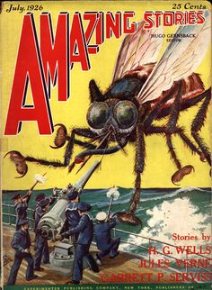 amazing stories and astounding science fiction magazine covers - Google Search
