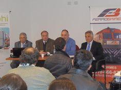 CRÓNICA FERROVIARIA: Jornadas sobre Estrategia de Gestión Ferroviaria