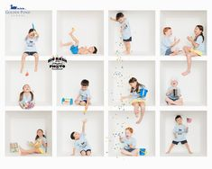 Golden Pond School kids at their Party Box photography session at Big Bash Photo of Loudoun County VA.