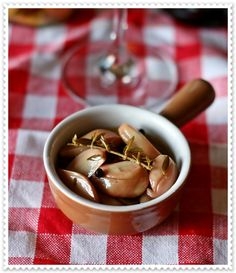 Romagna shallots in extra virgin olive oil with savory