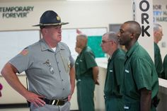 """Moriah Shock Incarceration Correctional Facility in upstate New York is one of the last prisons in the U.S. that seek to """"shock"""" inmates out of criminal behavior through a military-style boot camp."""