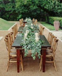 http://www.modwedding.com/2014/09/17/chic-outdoor-austin-wedding-nichols-photography/ #green_wedding #weddings