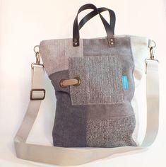 Crossbody tablet bag Woven Fabric, Messenger Bag, Satchel, Reusable Tote Bags, Zipper, Shop, Accessories, Zippers, Crossbody Bag