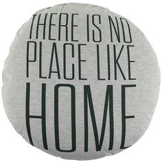 Bloomingville 'There is..' Cushion - 50cm - Dark Grey ($68) ❤ liked on Polyvore featuring home, home decor, throw pillows, grey, grey accent pillows, bloomingville, grey home decor, scandinavian home decor and gray accent pillows