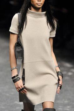 Blumarine at Milan Fashion Week Fall 2011 - StyleBistro