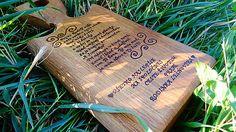 Svatava / Svadobné denko s veršom