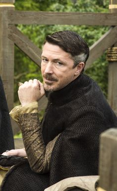 Aidan Gillen as Littlefinger