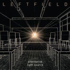 Leftfield - Alternative Light Source. Cover Image 'School (Classroom)' 1989 by Mark Wallinger