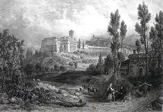 Assisi, disegno