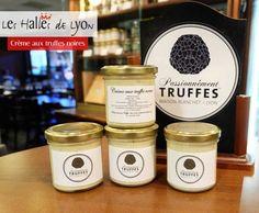 crème aux truffes melanosporum
