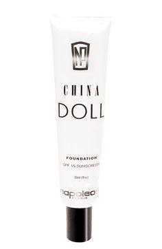 Napoleon Perdis 'China Doll' Foundation SPF 15 | Nordstrom - StyleSays