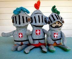 Knight doll