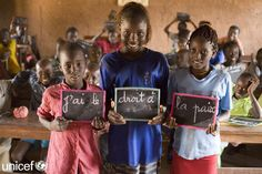 Today is the International Day of Peace! Learn from UNICEF on how you can incorporate Peace Education in your classroom. Peace Education, International Day Of Peace, Everyday Activities, Classroom Environment, Teaching Materials, Save Life, Behavior, Learning, Kids