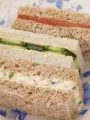 tea sandwich recipes