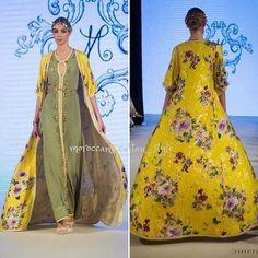 اللباس من تصميم @manale.dinar