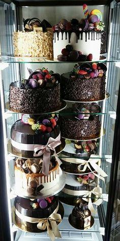 Amazing cakes by Lengyel József/Győr Hungary Specialty Cakes, Bakeries, Smoothie Bowl, Cake Art, Hungary, Budapest, Amazing Cakes, Cake Decorating, Birthday Cake