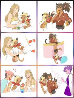 Dc Memes, Funny Memes, Dreamworks, Yuri Anime, She Ra Princess Of Power, Cartoon Shows, Comic, Best Couple, Les Oeuvres